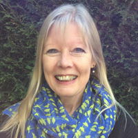 A photo of Tricia who is a member of the Eastern Fostering Services fostering panel.