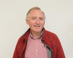 A photo of Nigel who has served on the Eastern Fostering Services panel for almost 10 years.